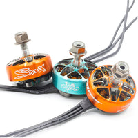 RCINPOWER SmooX 2306 Plus Motor 1880KV Gun Metal