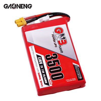 GNB 2s 3500mah TX Battery for Taranis Q X7 - QX7