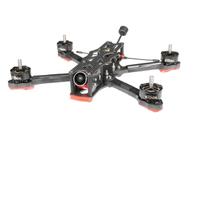 "ImpulseRC APEX Base 5"" Frame (Black Plastics)"