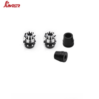 Jumper T16 / T12 / T8 Series Transmitter Upgrade Control Rocker Set for T16 T12 T8SG Gimbals Stick Ends 1 Pair