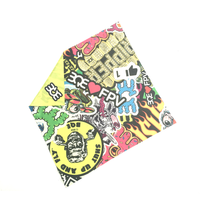 BQE Sticker Bomb Lens Cloth