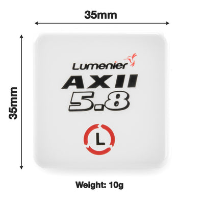 Lumenier AXII Patch Antenna 5.8GHz (LHCP)