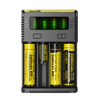 Nitecore i4 - 4 Bay Battery Charger