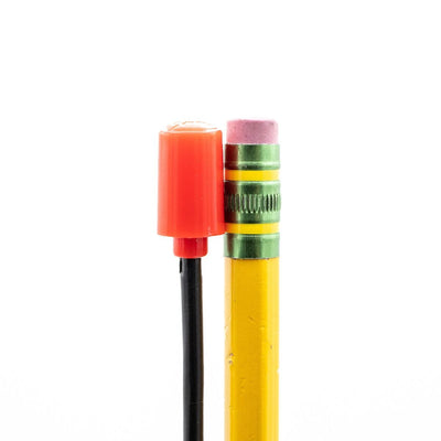 EMAX Nano 5.8G Antenna - RHCP (Red) 50mm MMCX 90* Angle