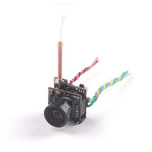 HCF7 5.8G 48CH 25MW VTX 700 TVL 120 degree CMOS Wide Angle NTSC FPV Camera