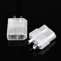 Clear XT60 Connector - 5 Pcs.