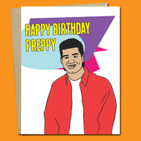 Hbd preppy slater saved by the bell birthday card gcardsbydiamond hbd preppy bookmarktalkfo Image collections