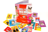 WILL YOU MEME MY VALENTINE? Valentine's Cards Booklet
