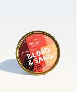 Blood and Sand | Little Point Candle Company