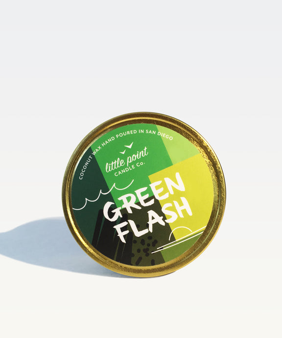 Green Flash | Little Point Candle Company