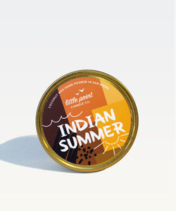 Indian Summer | Little Point Candle Company
