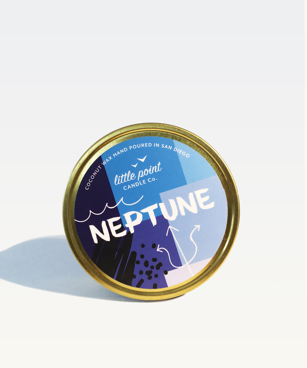 Neptune - Little Point Candle Company