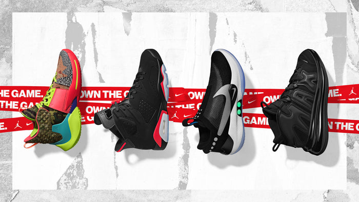 Nike and Jordan Brand's 2019 NBA All-Star Collection