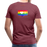 Men's Premium T-Shirt - Pride - heather burgundy