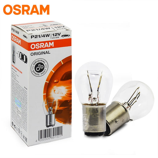 10/piece Osram Brake bulb Car brake light W21/4W 12V 21/4W