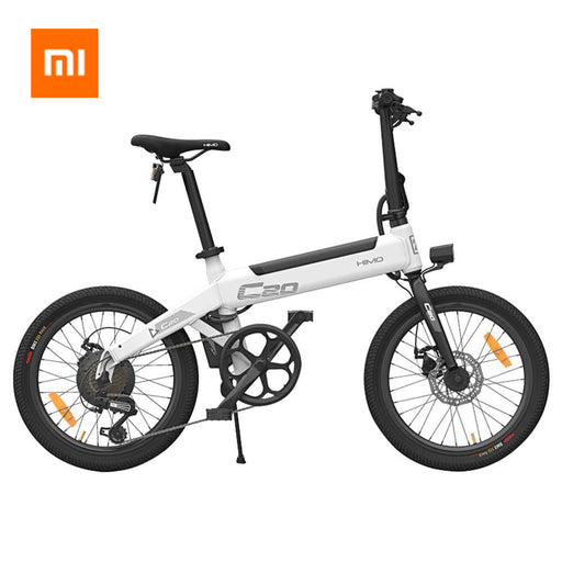 100% Original Xiaomi HIMO C20 Electric Bicycle 250W Motor ebike 25km/h e bike 80KM Mileage Outdoor Electric bike 20 inch Tire