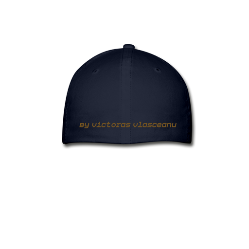 Baseball Cap - Shut up Romani - navy