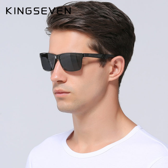 2019 High Quality Men Polarized sunglasses Male Driving Sun Glasses Fashion Polaroid Lens Sunglass Gafas de sol masculino