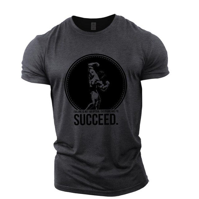 2019 New Brand clothing Arnold Schwarzenegger T-Shirt | Bodybuilding Clothing Gymer