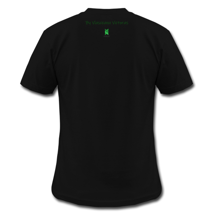 Hector Men's  Jersey T-Shirt - black