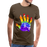 Men's Premium T-Shirt - Pride - noble brown