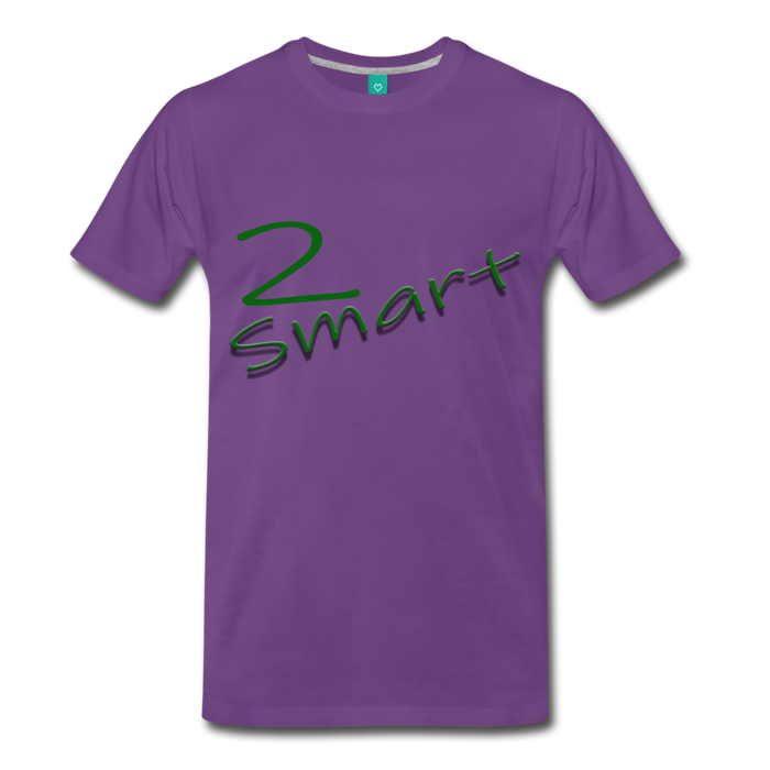 Men's Premium T-Shirt Hector - purple