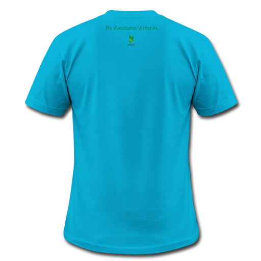 Hector Men's  Jersey T-Shirt - turquoise