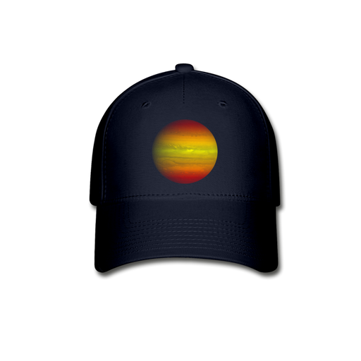 Baseball Cap - Light Moon - navy