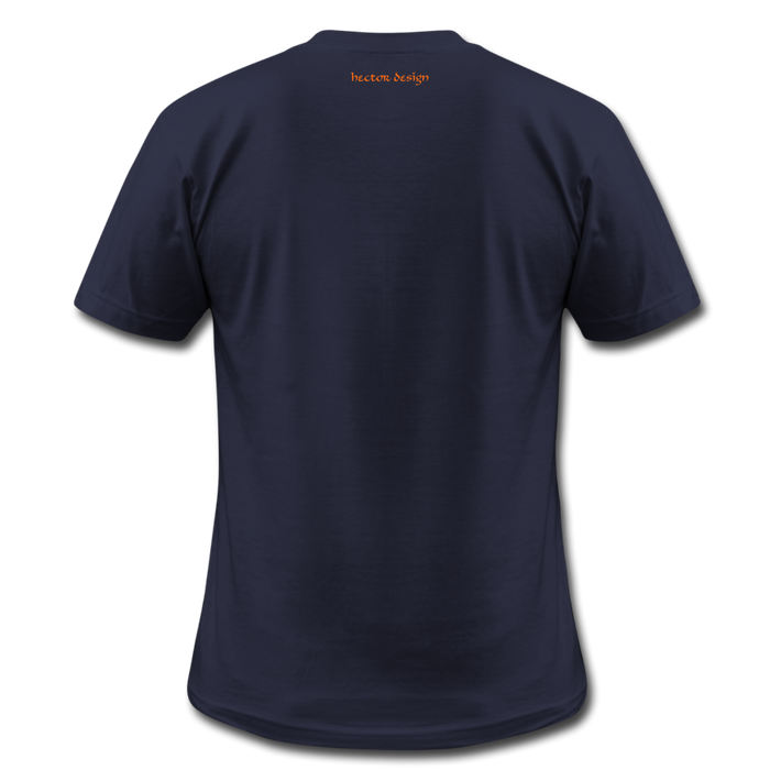 Men's  Jersey T-Shirt - Done - navy