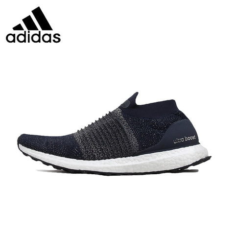 ADIDAS Ultra BOOST LACELESS Mens Running Shoes Mesh Breathable Stability Support Sports Sneakers For Men Shoes#BB6135