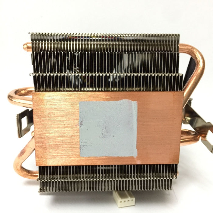 AMD FX-Series FX-8300 Boxed CPU Original processor  Cooler fan heat sink 4P Brass radiator Coolers fans  Radiator fan AM3 FM2