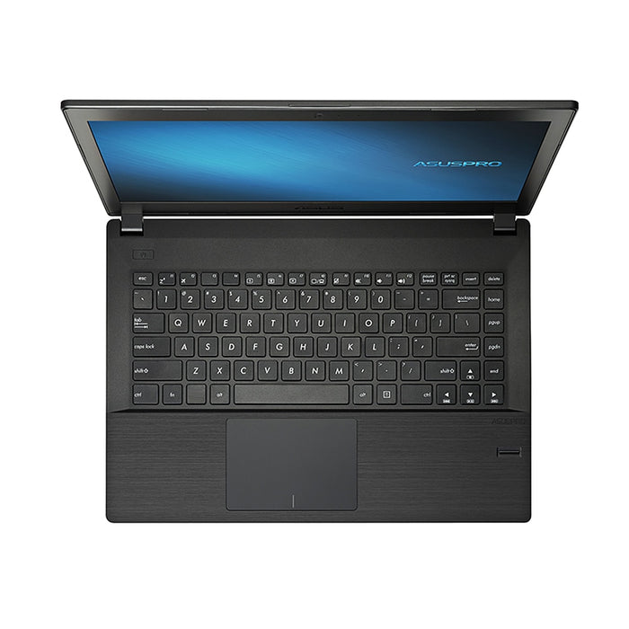 ASUS P2440UQ7200 Notebook 14.0'' Windows 10 Pro Intel i5-7200U Dual Core 2.5GHz 4GB RAM 500GB HDD Fingerprint HDMI Laptop