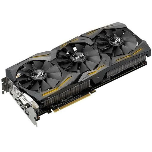 ASUS ROG STRIX-GTX1060-6G-GAMING Graphics 1506-1708MHz 6GB GDDR5 PCI-E3.0 Desktop game Graphics