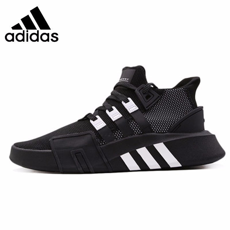 Adidas Official Clover EQT Bask Adv Men Classic Running Shoe  Comfortable Breathable Sneakers #BD7772/BD7773