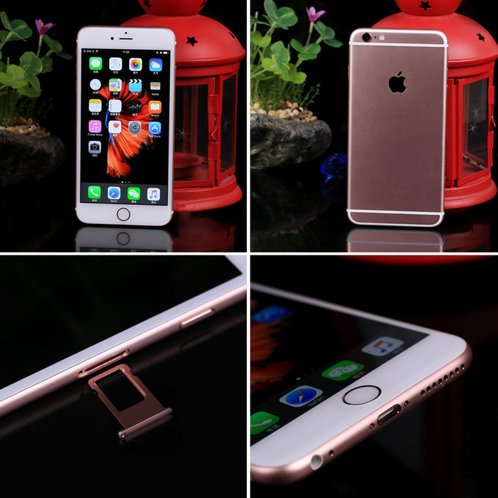 "Apple iPhone 6S Plus iOS Dual Core 2GB RAM 16/64/128GB ROM 5.5"" 12.0MP Camera LTE fingerprint Unlocked Mobile Phone iPhone 6S"
