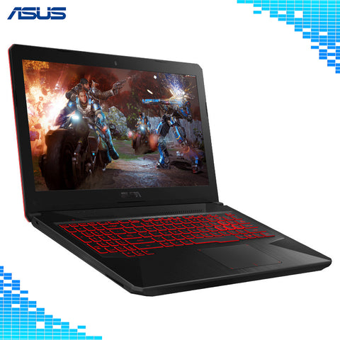 "Asus FX80GD8300-1B8AXYA4X10 laptop i5-8300HQ 8G 128G SSD+1TB HDD GTX1050Ti 4G IPS 15.6"" Portable Game laptop"