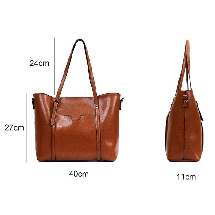 Big Bags for Women 2018 Famous Brand Luxury Handbags Women Bags Designer Shoulder Crossbody Bag Tote Soft Leather Handbag bolsa