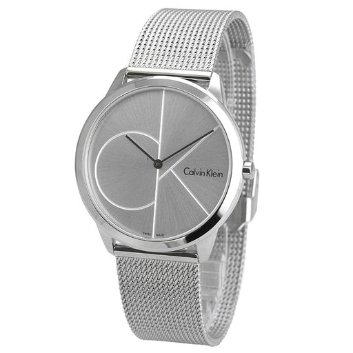 CalvinKlein MINIMAL Series Quartz Watch K3M2112Z