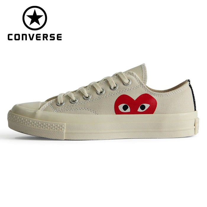 Chuck 70 Original Converse all star shoes love style 1970s men and women's unisex sneakers classic Skateboarding Shoes 150207C