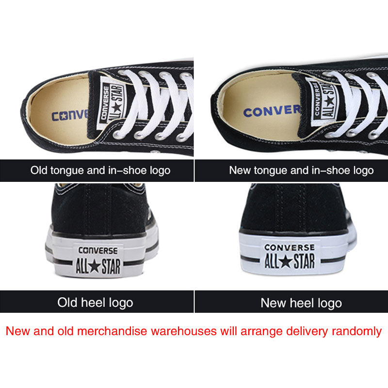 c0ab202f19 Converse All Star Unisex Skateboarding Shoes Men Outdoor Sports Casual  Classic Canvas Women Anti-Slippery