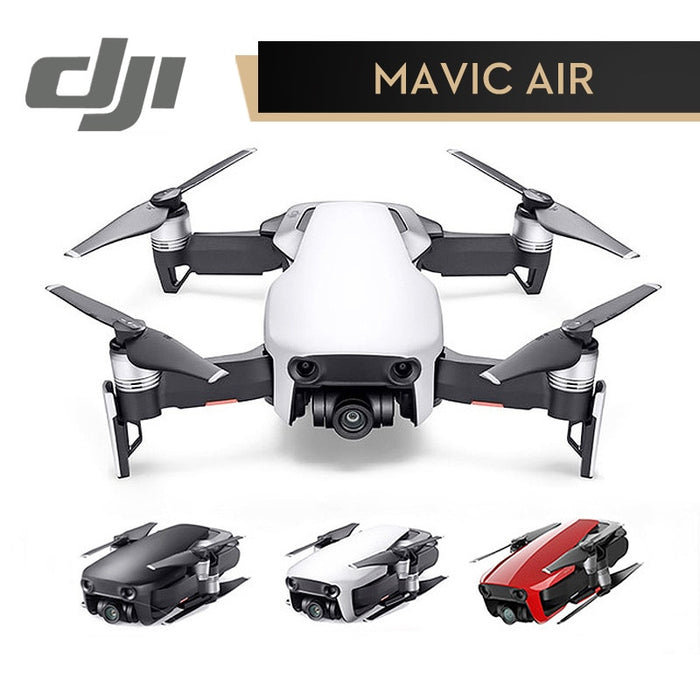 DJI MAVIC AIR Drone 1080P 3-Axis Gimbal 4K Camera 32MP Sphere Panoramas RC Helicopter Drones Original