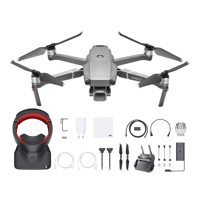 DJI Mavic 2 Pro Zoom Smart Controller Combo Customized Android system 5.5-inch 1080p Display Comtroller FPV Quadcopter Original
