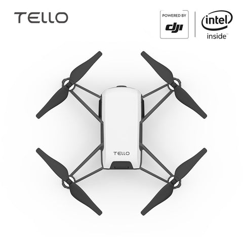 DJI Tello Camera Drone 5MP Photos Eletronic Image Stabilization Ryze Tello with 720P HD Transmission Quadcopter FVR Helicopter