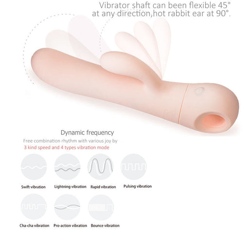 Durex G Spot Dildo Vibrator For Women  Dual-Head Silicone Waterproof Erotic Toys Female Massager Masturbation Sex Toys For Adult