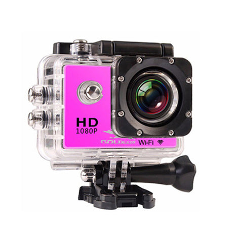 GOLDFOX SJ 4000 Action Camera 30m waterproof 2.0' Screen 12MP wifi Sport DV 1080p Sport Camera go extreme pro cam Mini Camera