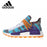 Genuine authentic Adidas Pharrell Williams x Afro HU men's and women's running shoes fashion outdoor sports shoes trend BB9528