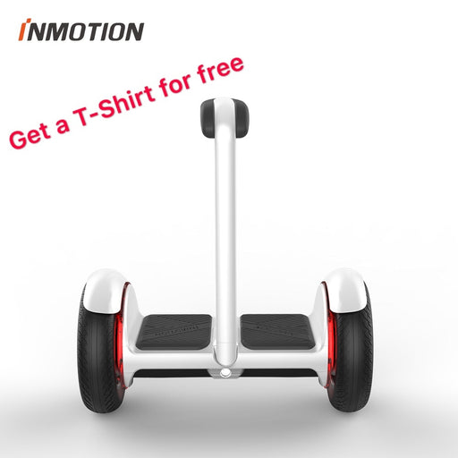INMOTION E2 Self Balance Scooter two Wheel Smart Electric HoverBoard Skateboard With App LED scooter vehicle