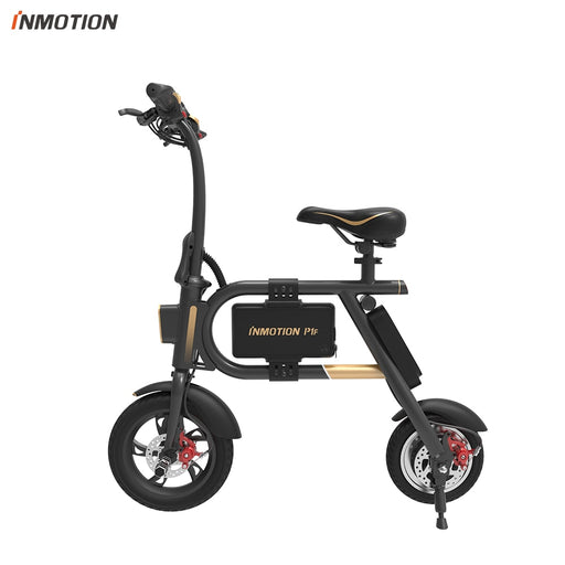 INMOTION P1F EBIKE Folding Bike Mini Bicycle Electric Scooter Lithium-ion Battery 350W CE RoHS FCC