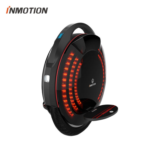 INMOTION V8 Electric Unicycle One Wheel Scooter Selfbalancing Scooter EUC Off-road APP With Decorative Lamps Electric Scooter