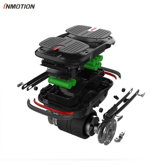INMOTION X1 Suspension Shoes Electric Balance Bike separation Drift Cycle Unicycle Scooter Children Adult Thinking Bicycle